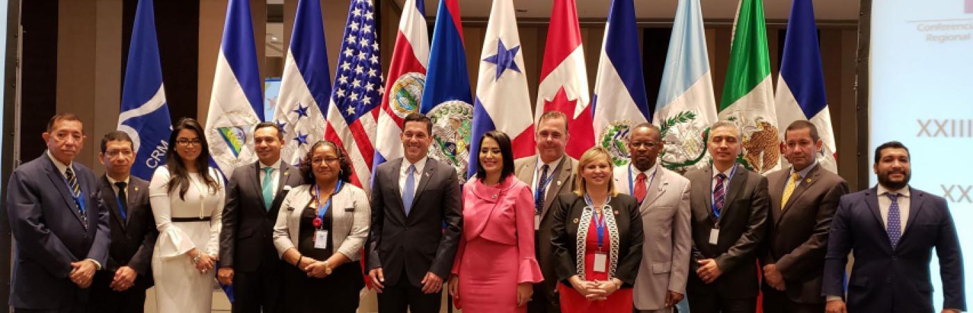 XXIII Reunión Viceministerial de la CRM